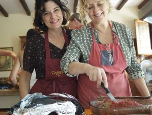 8 Days Organic Cooking Holidays in Italy