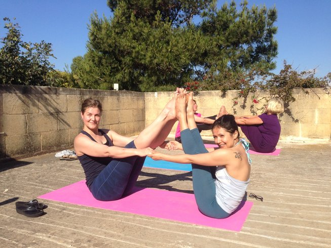 7 Days Five Elements Yoga Retreat in Malta