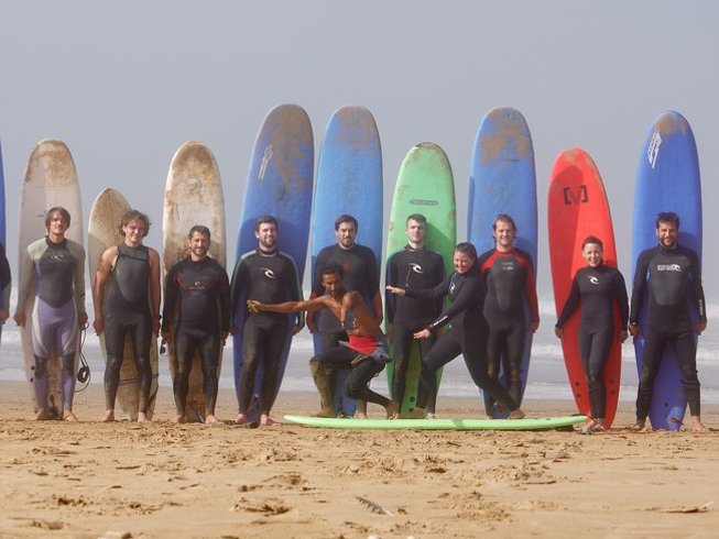 8 Days Surf and Yoga Holiday in Morocco