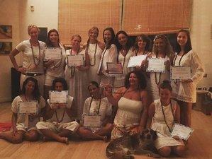 29 Tage 200-Stunden Vinyasa Yogalehrer Ausbildung in Kineta, Griechenland