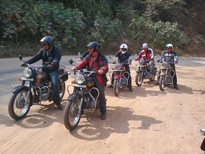 15 Day Wildlife, Mountains, and Beaches Guided Motorcycle Tour in Kerala and South India