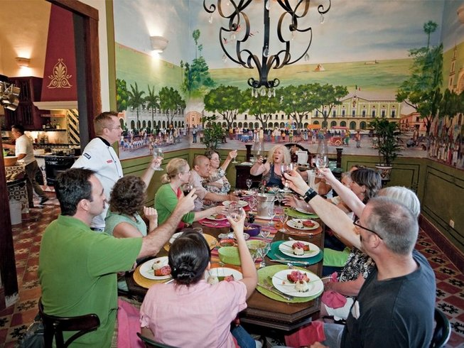 5 Days Cooking Vacations in Yucatan Mexico