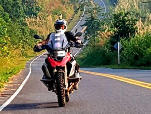 8 Days Land of Lanna Delight Guided Motorcycle Tour in Northern Thailand