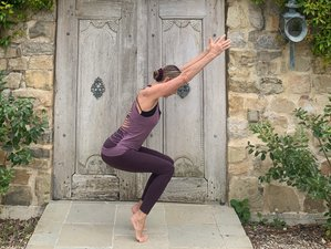 3 Day Strengthen and Connect Yoga Retreat at La Luciole in the back country of the French Riviera