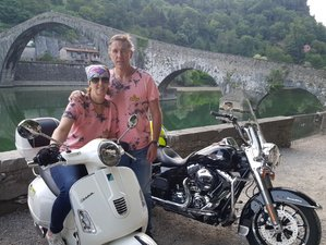 8 Day Self-Guided Motorcycle Tour of Tuscany, Italy