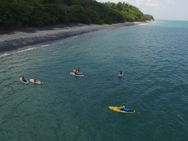 5 Days Long Weekend SUP and Yoga Retreat in Panama