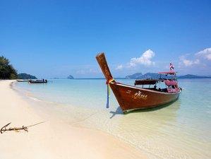 5 Days Food Tours Thailand