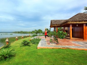 7 Days Ayurveda Yoga Retreat at Fragrant Nature Kerala