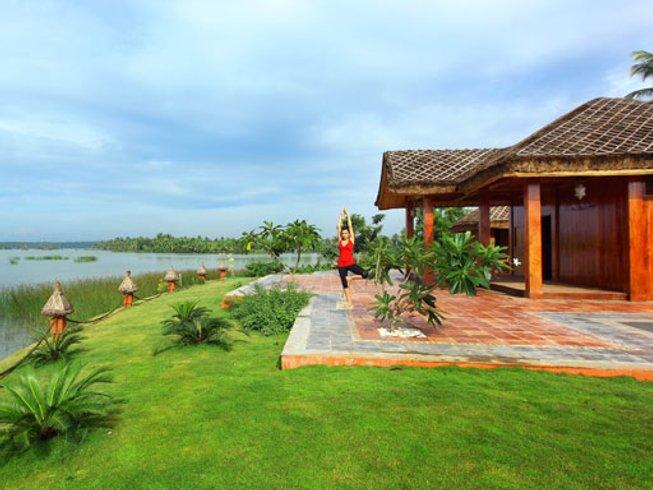 7 Days Ayurveda Yoga Retreat at Fragrant Nature Kerala