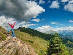 8 Tage Yoga und Wandern Retreat in den Tiroler Alpen, Österreich