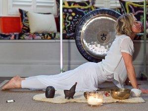 6 Day Light Up Your Soul Radiant Glow Kundalini Yoga & Meditation Retreat in a Luxury Villa in Ibiza