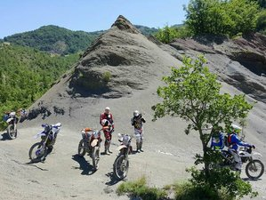 3 Day Tuscan-Emilian Apennines Guided Adventurous Motorcycle Tour in Italy