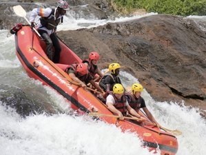 6 Days Rafting Murchison Falls Safari in Kampala, Uganda