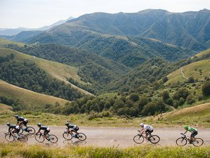 8 Days Sport Cycling Tour in the Western Pyrenees, Spain