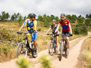 5-Daagse Betaalbare Mountainbike en Yoga Retraites in Portugal
