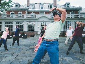 4 Days Flying Phoenix Qigong with Sifu Terry Dunn in Massachusetts, USA