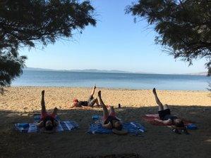 8 Tage Yoga, Pilates und Wander Retreat in Griechenland