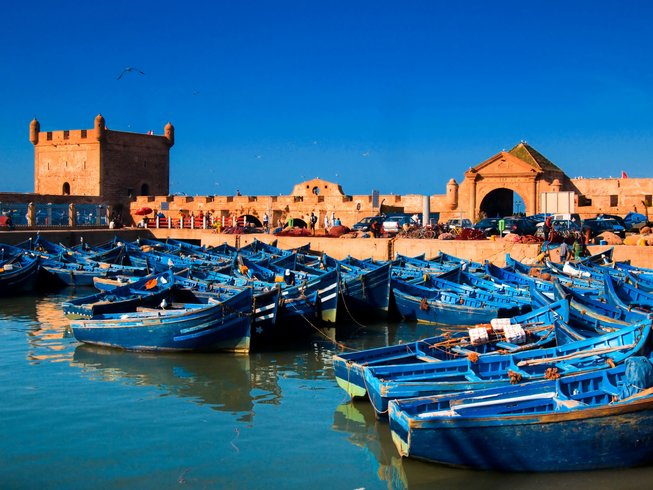 8 Days Yoga & Culture Exploration in Morocco