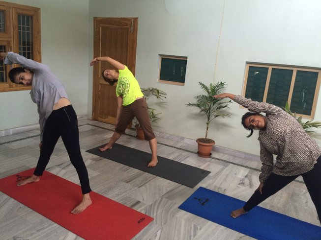 7 Days Yoga Retreat in Foothills of the Himalayas