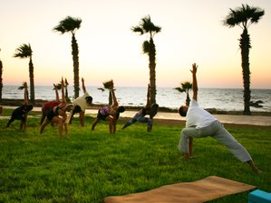 9 Day Purifying & YOGAtherapy by the Sea in Mandria, Paphos