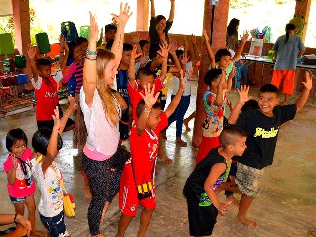 10 Days Children S Yoga Teacher Training Thailand