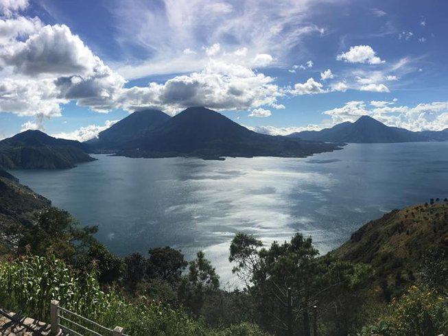 6 Days Weight Loss and Cooking Holiday in Lake Atitlan, Guatemala