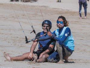 4 Day Beginner Kitesurfing Camp in Essaouira, Marrakesh-Safi