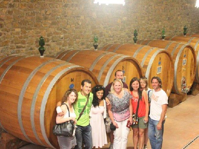 8 Days Italy Medieval Chestnut Festival & Wine Harvest