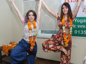 21 Day a Unique and Holistic Experience: Yoga with Pranayama and Sun Salutation in Rishikesh