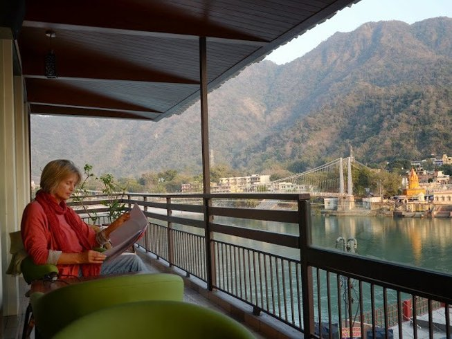21 Days 200 hours Yoga Teacher Training in Rishikesh