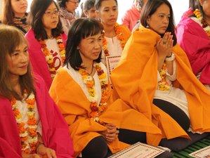 24 Days 200-Hours Hatha, Ashtanga & Ayurveda Yoga Teacher Training Course Rishikesh, India