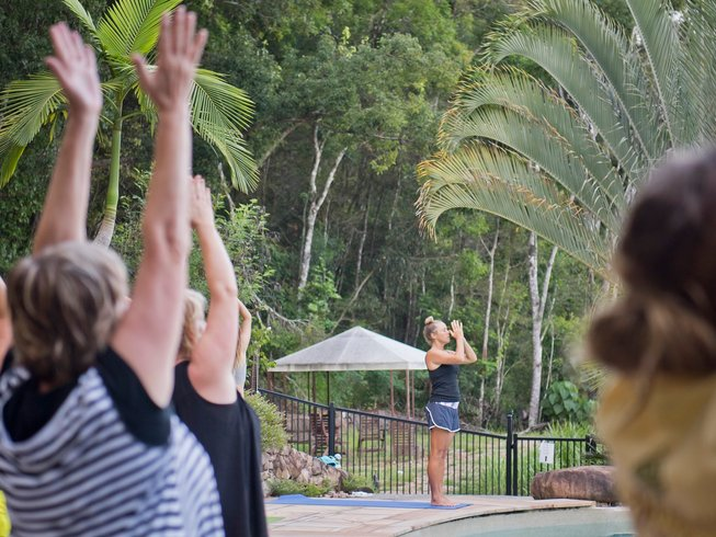 6 Days Chaandra Wellness and Yoga Retreat in Australia