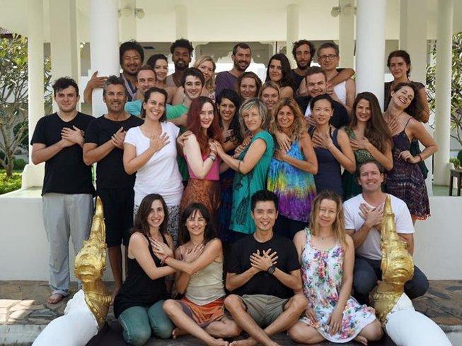 5-Daagse Onderdompeling Stage 2 Meditatie en Tantra Yoga Retraite in Chiang Mai, Thailand