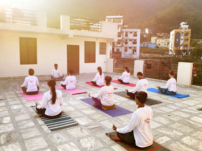 6 Days Releasing Emotional Blocks Detox, Meditation, and Yoga Retreat Rishikesh, India