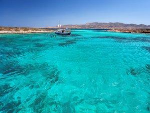 7 Days Yoga and Kite-boarding Retreat in Paros, Greece