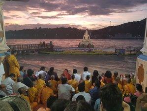 7 Days Revitalizing, Rejuvenating Meditation, Ayurveda, and Yoga Retreat in Rishikesh, India