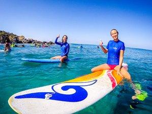 15 Tage Yoga- und Surfcamp in Puerto Escondido, Mexiko