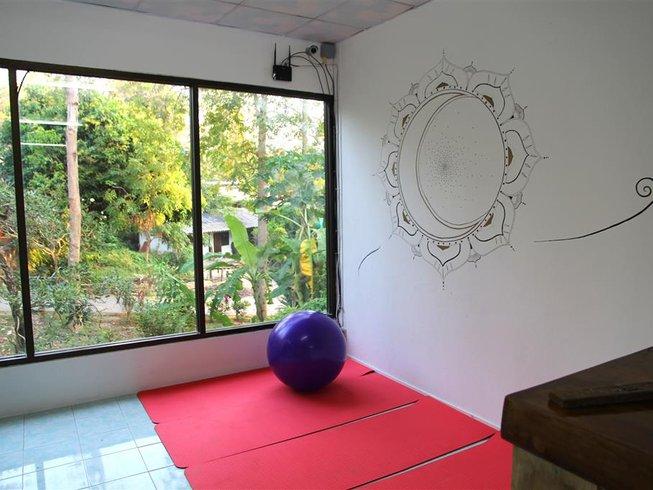 12 jours en retraite de yoga et detox d'éveil à Surat Thani, Thaïlande