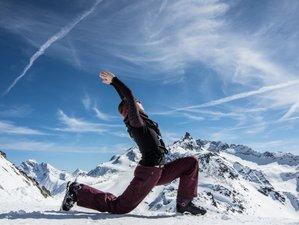 8 Tage Neujahrs Yoga Retreat in Frankreich