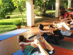 4 Days Short Break Energetic Yoga Retreat Spain