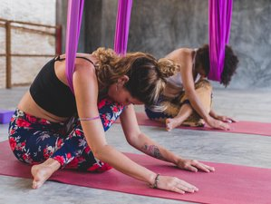 7 Day 50-Hour Aerial Yin Restorative Yoga Teacher Training in Weligama, Southern Province