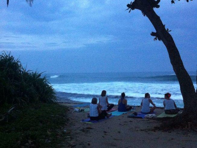 8 Tage Achtsame Meditation und Yoga Urlaub in der Süd Provinz, Sri Lanka