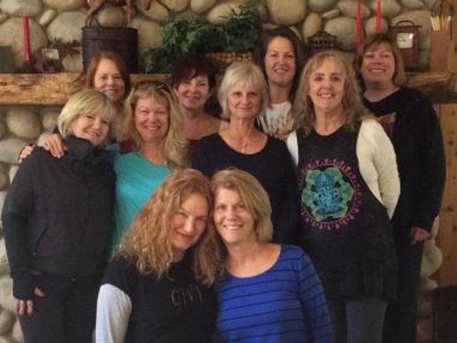 4 Days Women's Yoga Retreat in California