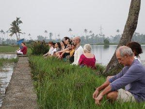 13 jours en voyage de yoga et découverte du Tamil Nadu, Inde