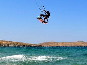 8 Days Beginner Kitesurf Camp in Sigri, Greece