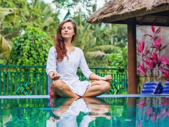 7 Days Simply Juicy Yoga and Detox Retreat in Bali, Indonesia