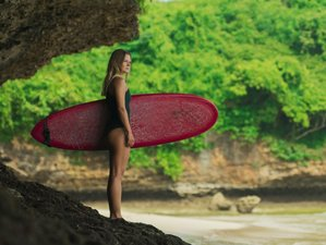 Surf camps for women