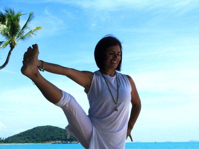12-Daagse Burnout Detox en Yoga Retraite in Koh Samui, Thailand