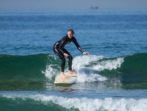 6 Days Beginner Surf Camp Tamraght, Morocco