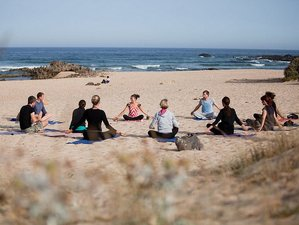 5 Tage Reise ins Herz Yoga Retreat in Portugal